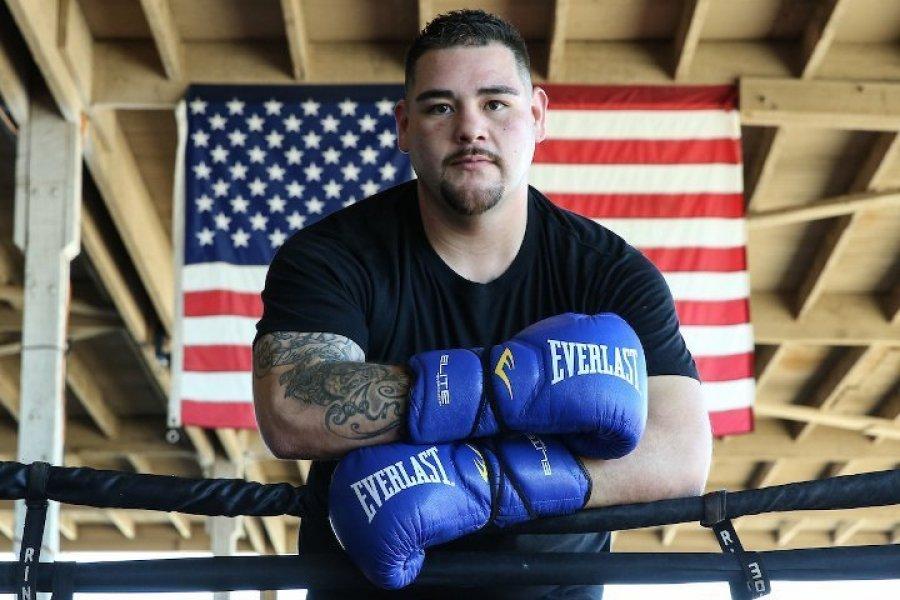 Tyson lenne a ringben Andy Ruiz Jr