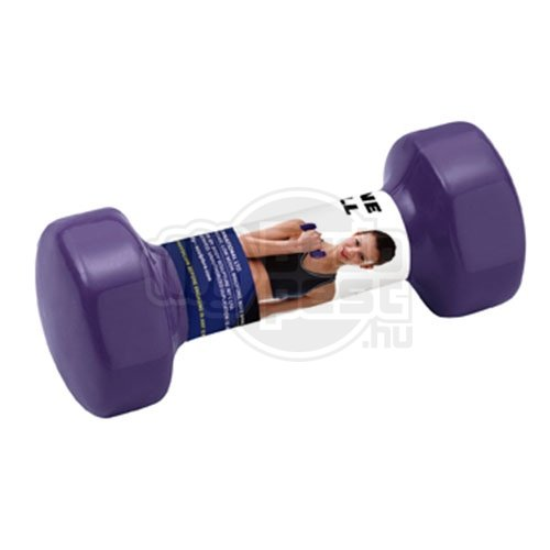 Neoprene dumbbell 1,5 kg / pc