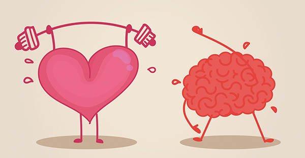 Az edzés szellemre és lélekre gyakorolt hatásai