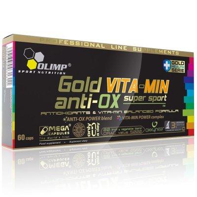 OLIMP GOLD VITA-MIN anti-OX super sport™ Mega Caps® - 60 Capsules