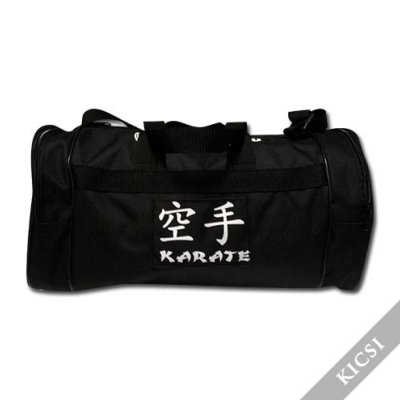 Sport Bag, Székely, Karate, black