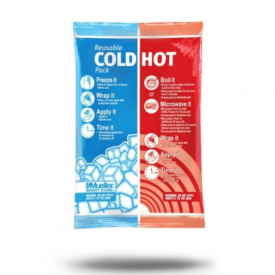 Cold/Hot Pack, Reusable, Regular