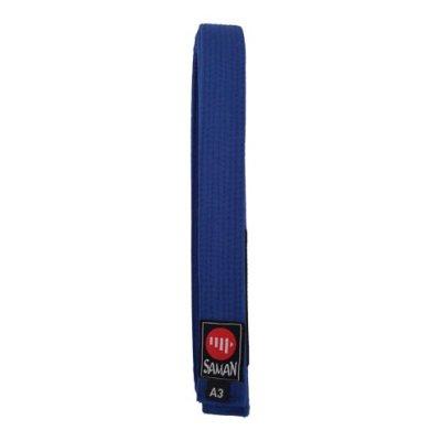 BJJ belt, Saman, blue