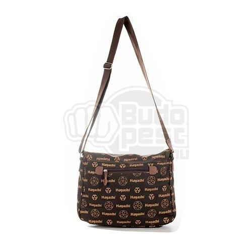 Messenger bag, Hayashi, brown