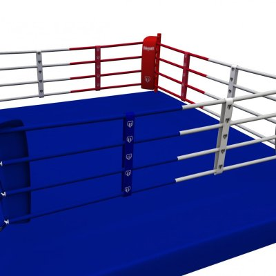 Training Ring, Saman, Professional, 5x5m, 3 ropes
