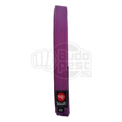 BJJ belt, Saman, purple, 170 cm méret