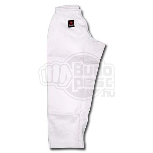 Karate nadrág, Saman, Hanami, gumis, fehér, 170 cm méret