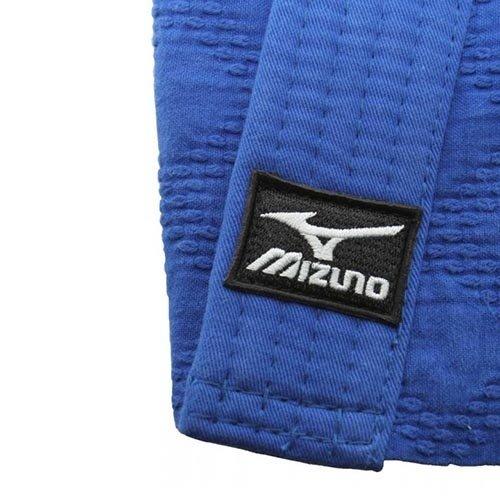 Judo ruha, Mizuno, Shiai, 930g, kék, 160 cm (2.0) méret