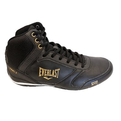 Boxing Shoes, Everlast, Ring 2, Burgundy/pink