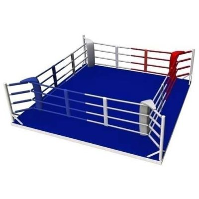 Training Ring, Saman, Supreme, 6x6m, 4 ropes
