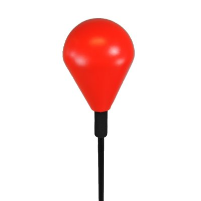 Punching Ball, Phoenix, free standing, PU, red