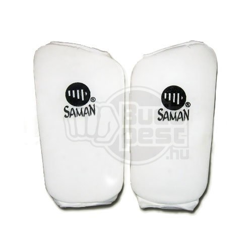 Shinpad, Saman, cotton/poly, white