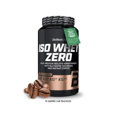 Biotech, Iso Whey Zero, Lactose Free, 908 g, 18 ízben