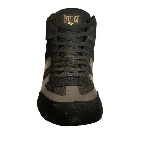 Boxing Shoes, Everlast, Shadow, Fekete-arany szín, 43 méret