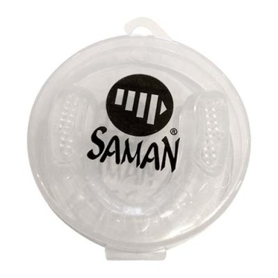 Mouth Protector, Saman, Air, gel, transparent, SR size