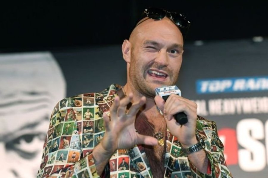 Tyson Fury továbbfűzte Ruiz Jr. - Douglas párhuzamot