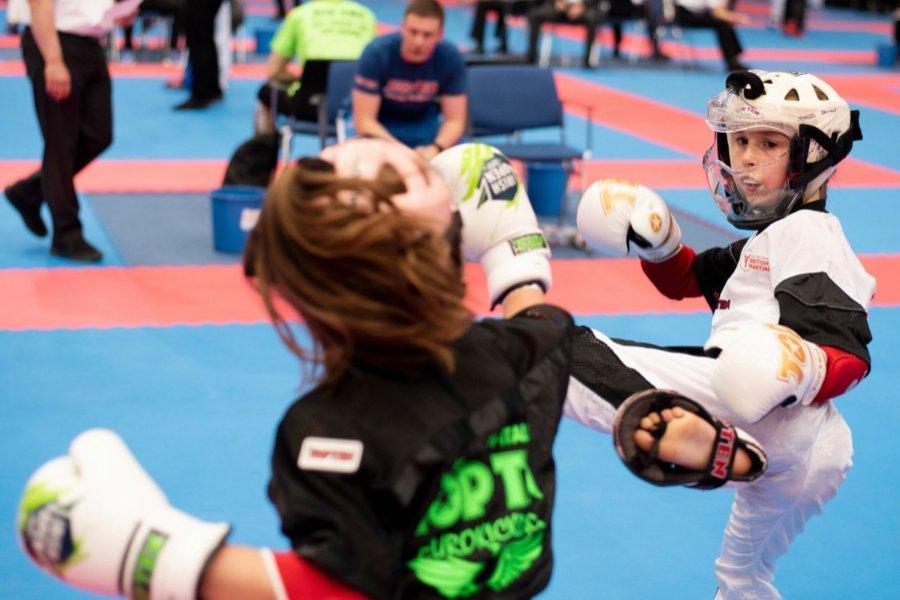 Sporttörténelmi kick-box Eb lesz Győrben augusztusban