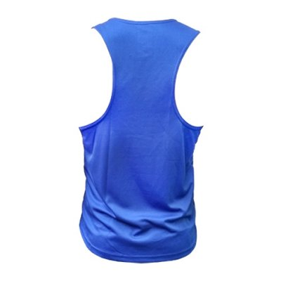 Box trikó, Saman, Competition, kék, L méret