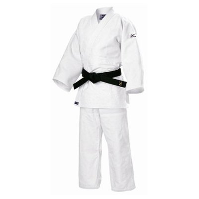 Judo ruha, Mizuno, Hayato, 550g, fehér