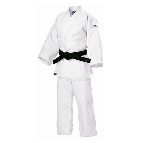 Judo ruha, Mizuno, Hayato, 550g, fehér, 160 cm méret