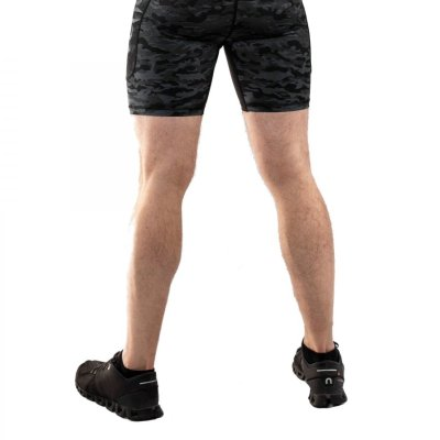 Compression shorts, Venum, Defender, darc camo
