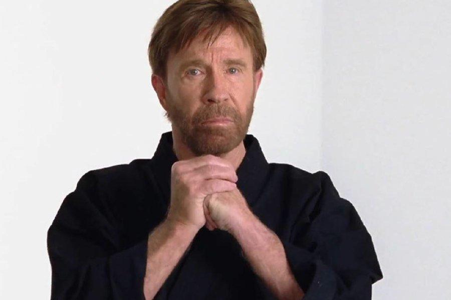 12 tény, amit nem tudhattál Chuck Norrisról