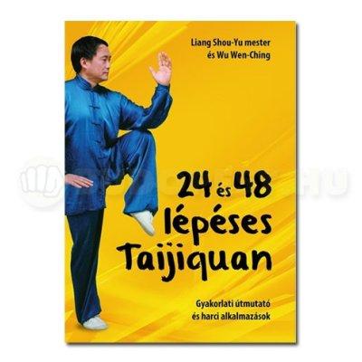 Könyv: 24 és 48 lépéses Taijiquan