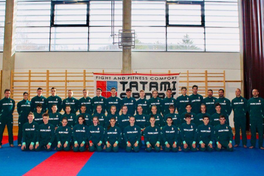 Érmeket remél a szakvezetés a budapesti karate Eb-n