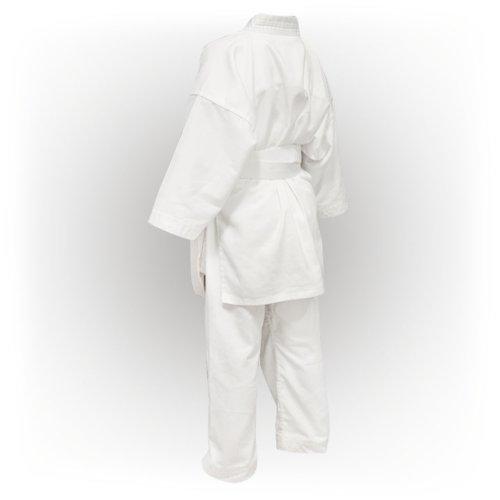 Karate uniform, Saman, Light with belt