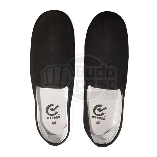 Kung-fu shoes, black
