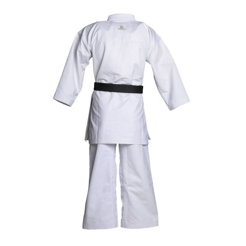 Karate Gi, Hayashi, Bunkai, blended fabric, 12 oz, white