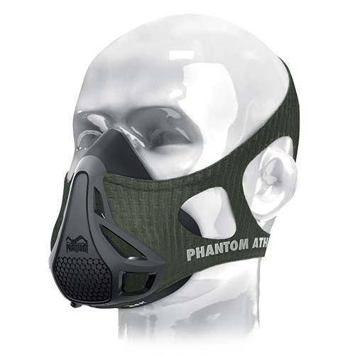 Phantom Training mask Sleeve, green