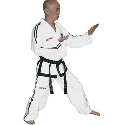 "Taekwon-Do Grandmaster Dobok ""Diamond"" (7th - 9th Dan) (ITF approved)"