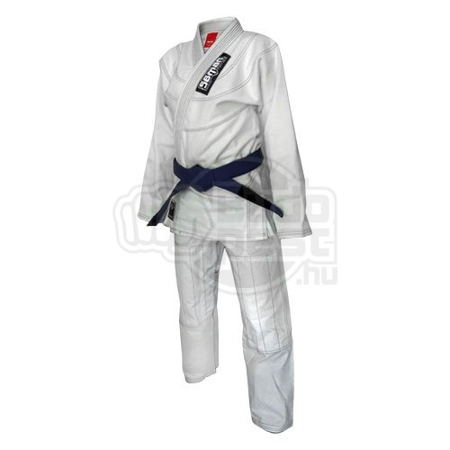 Ju-Jitsu ruha, Saman, Mushin, 450g, fehér