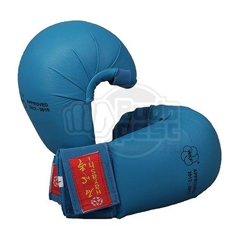 Seikenvédő, Hayashi, WKF, Tsuki, kék, XL méret