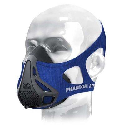 Phantom Training mask Sleeve, blue