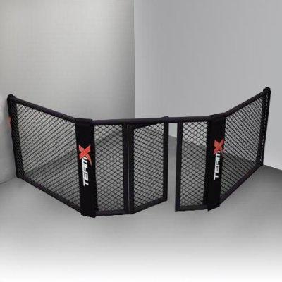 MMA gyakorló ketrec elemek, 166 cm x 190 cm méret