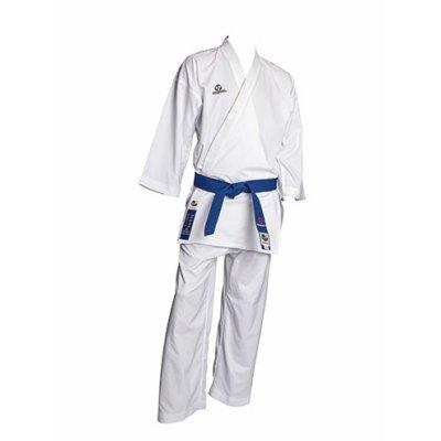 Karate ruha, Hayashi, WKF, Premium Kumite, fehér, 160 cm méret