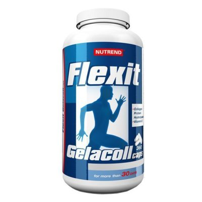 Nutrend, Flexit Gelacoll, 180 tablets