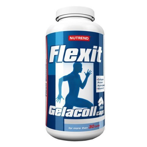 Nutrend, Flexit Gelacoll, 180 tablets