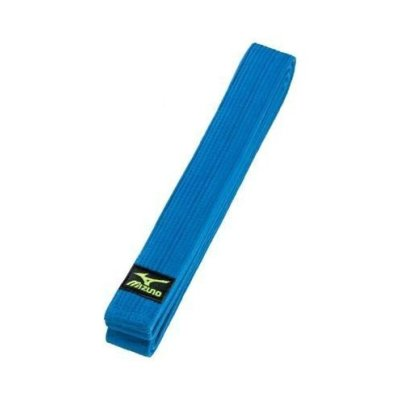 Belt, Mizuno, cotton, blue