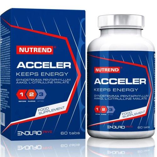 Nutrend Acceler, 60 tablets