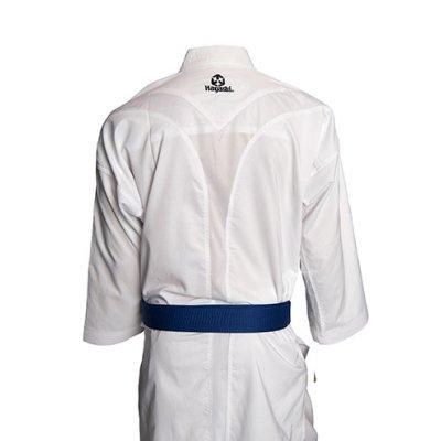 Karate gi, Hayashi, Premium Kumite, WKF, white, 150 cm size