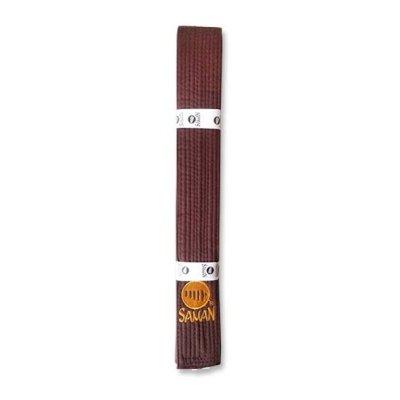 Belt, Saman, Pro, 5 cm, brown