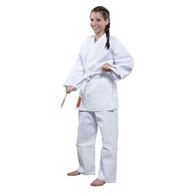Karate uniform, Hayashi, Heian, WKF, white