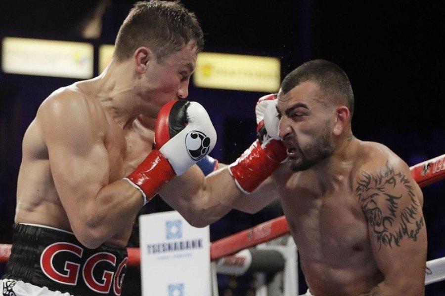 Golovkin kivégezte Martirosyan-t