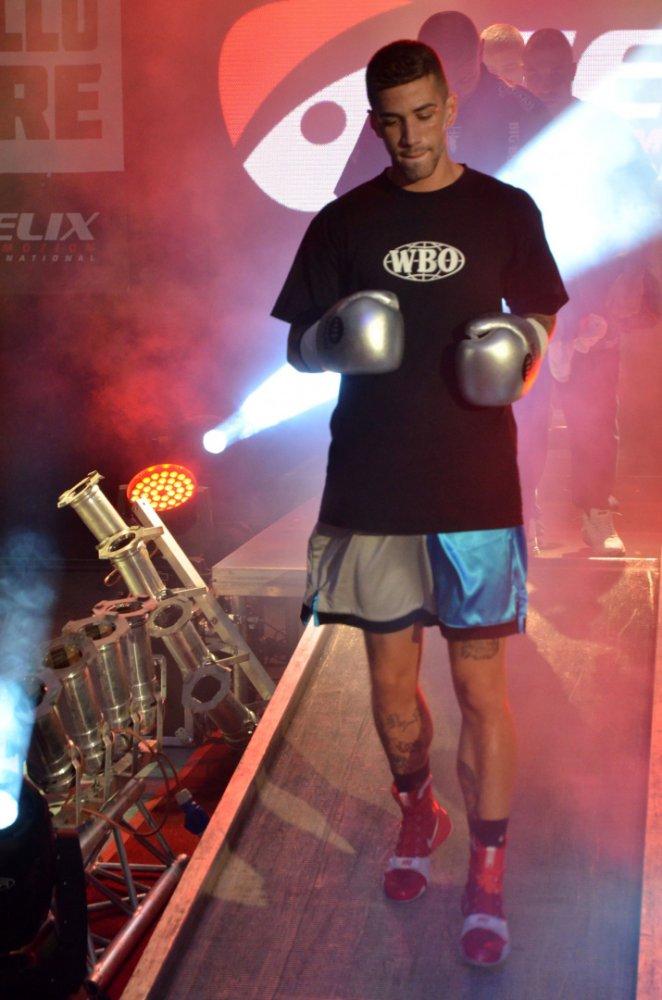 Cheka ellen boxolhat Kovács Zoli a WBO Europe övért!