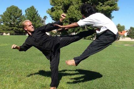 5 napos személyes betekintés  a kung fu világába