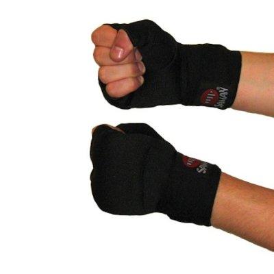 Wrist wrap Pro, Saman, cotton, with 1 m long bandage