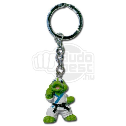 Key chain, karate dragon